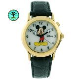 Disney Mickey Mouse All Time Favorites Special Edition Watch Light Up Dial MU2549