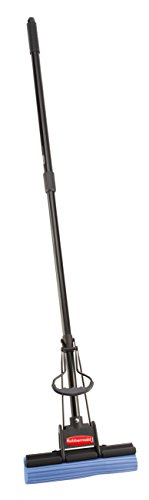 Rubbermaid Mop - Rubbermaid Commercial PVA Sponge Mop with Handle, FGG78004