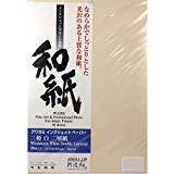 Awagami Mitsumata Double Layered Fine Art Inkjet Paper, 95gsm A3+ (12.95'' x 19.02'') 10 Sheets