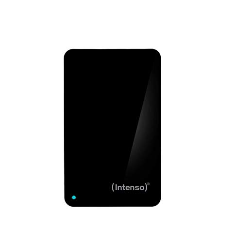 Intenso Memory Case Portable Hard Drive 5 TB, draagbare externe harde schijf – 2,5 inch, 5400 rpm, 8 MB cache, USB 3.0…