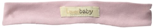 Apparel Mauve (L'ovedbaby Baby-Girls Newborn Organic Headband, Mauve, 0/6 Months)
