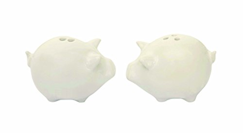 Creative Co Op Stoneware Pepper Shakers