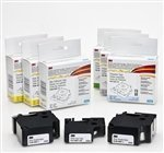 - 3M Dymo Black on White Heat-Shrinkable Polyolefin Continuous Thermal Transfer Printer Label Cartridge - 1/4 in Width - 5 ft Length - 58483 [PRICE is per EACH] by 3M