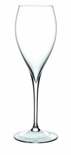 L'Atelier du Vin 095218-6 Champagnerglas Grand Piqué - 2er Karton