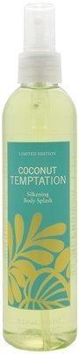 Victoria's Secret Coconut Temptation 8.0 oz Silkening Body Splash Limited