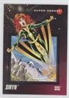Siryn (Trading Card) 1992 Impel Marvel Universe Series 3 - [Base] #60 -