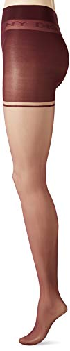 DKNY Women's Sheer Tight Control Top Essential Ease Technology, vamp Medium