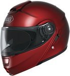 Multitec Shoei Helmet Modular - Shoei Neotec Modular Motorcycle Helmet Anthracite XXL 2XL 0117-0117-08