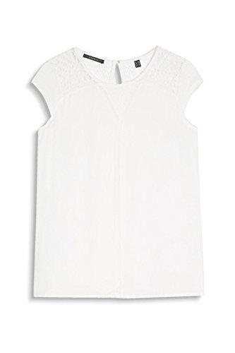 Camiseta White Mujer Blanco Para off Collection Esprit aTwqxSp5Yn