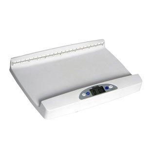 Health O Meter 553KL Digital Tray Scale, Pediatric, Capacity 44 lb., 24-7/8