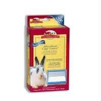L/M Animal Farms SLM02915 7-Pack Absorbent Small Animal Cage Liner
