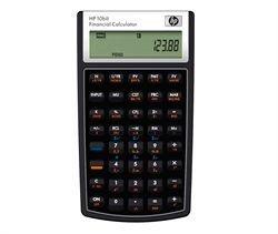 HEW2716570 - HP 10bII Financial Calculator