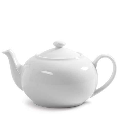 Gourmet Whiteware Collection, Teapot