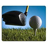 Price comparison product image Mousepads Ball and wood of golf IMAGE ID 35200285