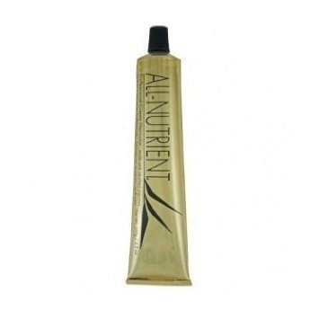 Scarlet Hair Color - All-nutrient Professional Cream Haircolor 100g/3.5oz. - Made with Certified Organics (8rs Brilliant Scarlet) by All Nutrient