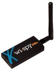 MetaGeek Wi-Spy DBx + Chanalyzer 5 with Report Builder by MetaGeek