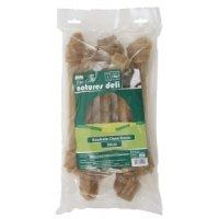 PPI Rawhide Masticar Stick único de nudos (tamaño: 15cm)