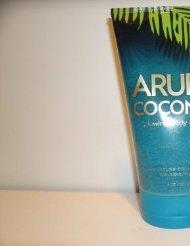 Bath and Body Works Aruba Coconut Glowing Body Scrub- 8 oz