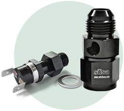 Switch Only Setrab TS180 Probe Size 1//8 NPT 180/Degree Fahrenheit