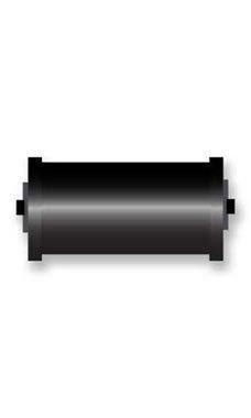 3pc, Black Ink Roller for Monarch Model 1131 1-Line Pricing Gun