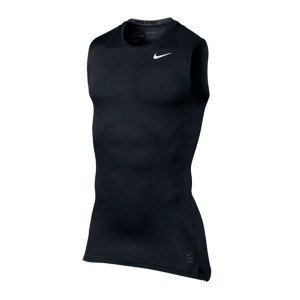 26d988fd Nike Pro Cool Compression Sleeveless Shirt F010 Größe S: Amazon.de ...
