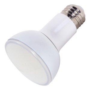 (Case of 6) Satco 09101 - 16R40/LED/2700K-2200K S9101 R40 Flood LED Light Bulb - Satco Light Bulb Color Reflector