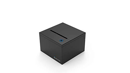 Cubinote Pro Thermal Printer   Inkless Sticky Note Printer   Photo Printer   Wi-Fi and Bluetooth Mode   Compatible with iPhone and Android (Black) by Cubinote (Image #3)