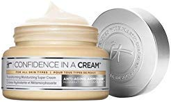 It Cosmetics Confidence in a Cream Moisturizing Super Cream Moisturizer 2 oz from It Cosmetics