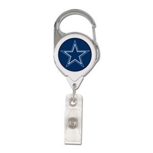 Dallas Cowboys Retractable Premium Badge Holder by WinCraft