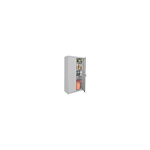 - Atlantic Metal Storage Cabinet - 36X24x72