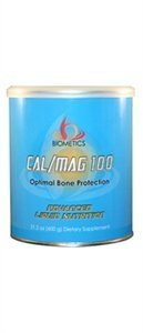 Cal/Mag 100 - Optimal Bone Protection, 21.2 oz by Biometics