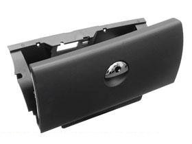 Glove Box Lamp - BMW Mini (1st Gen) Glove Box Lockable w/o Lock NEW
