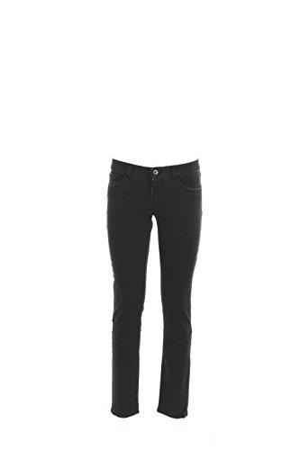 Jeans Donna Camouflage 28 Nero Demi R Pnb Autunno Inverno 2016/17