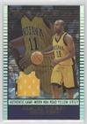 Jamaal Tinsley (Basketball Card) 2002-03 Topps Jersey Edition - [Base] #je JT ()
