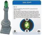 Heroclix Infinity Gauntlet S101 Soul Gem special object (Infinity Gauntlet Gems)