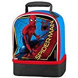 (Thermos Dual Compartment Lunch Kit, Spiderman Homecoming)