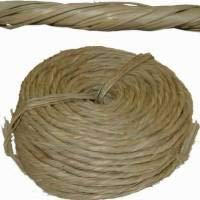 Pre Twisted Seagrass Rope Coil 1/4'' Diameter - Wicker Furniture Repair Supplies, Basket Making Supplies, Chair/Basket Weaving Tools, Hardware for Furniture, Chair Cane | SG-7710