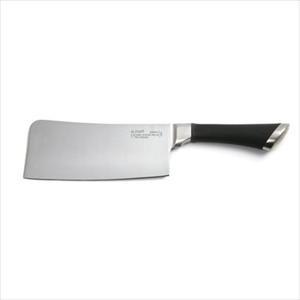 Norpro Kleve Cleaver 12.5 Inch Stainless Molybdenum Vanadium Steel Blades