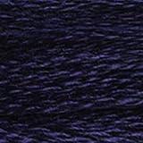 DMC 117-823 6 Strand Embroidery Cotton Floss, Dark