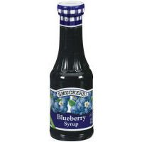 J M Smucker   Ripon Syrup  Blueberry  12 Ounce  Pack Of 6