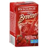 breeze nutritional supplement - Resource Breeze Nutritional Supplement ( SUPPLEMENT, RESOURCE, BREEZE, WILD BERRY ) 1 Each / Each