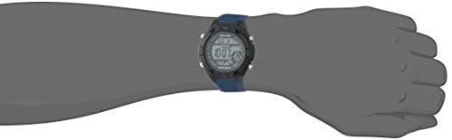 Sonata Superfibre Digital Grey Dial Men's Watch -NL77033PP03