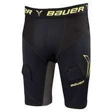 Bauer Jock Short - Bauer Premium Compression Jock Shorts [MENS], Medium