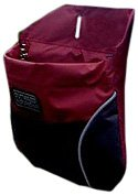 Access Bag (Outward Hound Kyjen   Designer II Quick Access Treat 'N Training Bag, Red Clay and Java)
