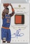 Iman Shumpert #54/100 (Basketball Card) 2012-13 Panini Immaculate Collection - Autograph Patches - [Autographed] #AP-IS