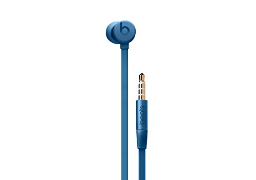 (Apple Beats by Dr. Dre UrBeats3 3.5mm Plug Earphones (Renewed) (Blue))
