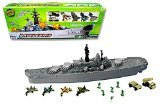 Motormax Giant USS Battleship