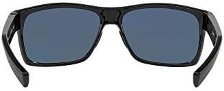 Costa Del Mar Men's Half Moon Rectangular Sunglasses