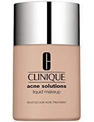 (New! Clinique Acne Solutions Liquid Makeup, 1 oz / 30 ml, 05 Fresh Beige (M-N))