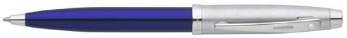 Sheaffer Gift Collection Series Ball Point, Blue Translucent Finish with Satin Chrome Plate Trim (SH/9308-2) by Sheaffer